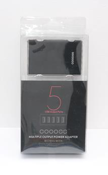 CooMax Coooss Charger D3 black