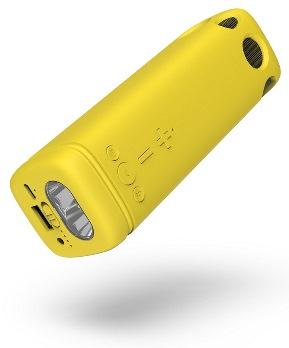 Power bank Puridea I2 - 8.000mAh yellow