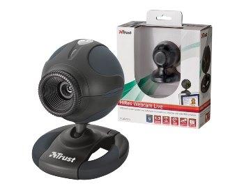 web kamera TRUST HiRes Webcam Live