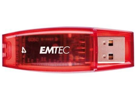 Flashdisk EMTEC C400 (červený) 4GB