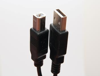 propojovací kabel USB 2.0 A-B 3m
