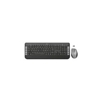 Set klávesnice a myš Trust Tecla Wireless SK